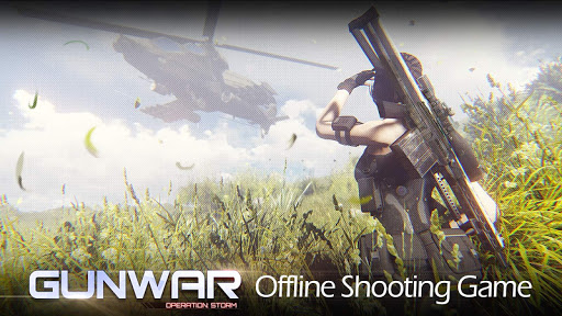 Gun War Shooting Games 2.8.1 screenshots 1