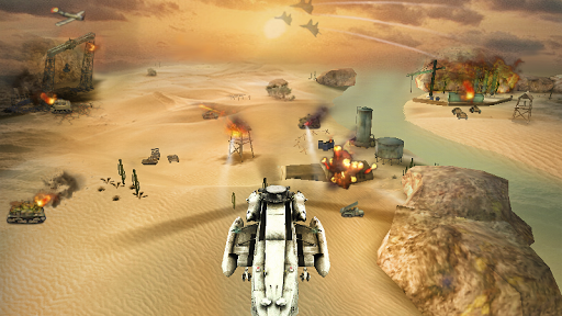 Gunship Strike 3D 1.0.9 screenshots 1