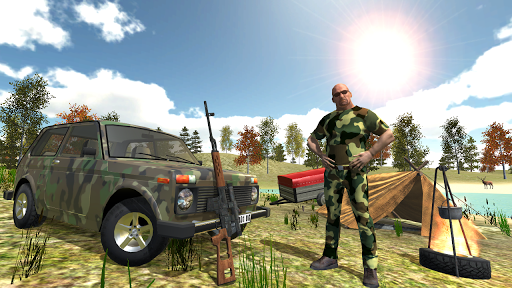 Hunting Simulator 4×4 1.22 screenshots 1