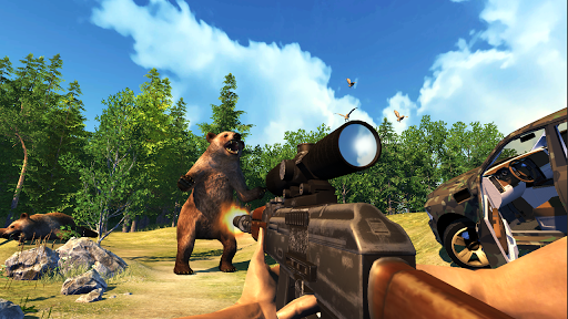 Hunting Simulator 4×4 1.22 screenshots 2