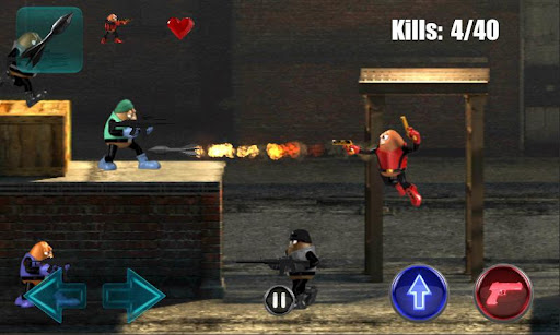 Killer Bean Unleashed 3.22 screenshots 2