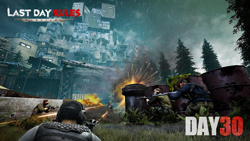 Last Day Rules Survival 1.0 screenshots 2