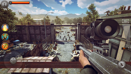 Last Hope Sniper – Zombie War Shooting Games FPS 1.56 screenshots 1