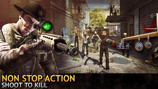 Last Hope Sniper – Zombie War Shooting Games FPS 1.56 screenshots 2