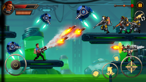 Metal Squad Shooting Game 1.8.4 screenshots 1