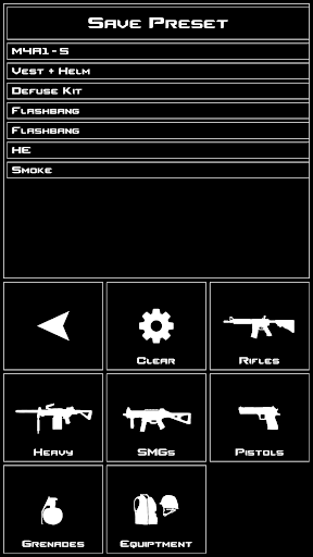 Mobile CSGO 1.3 screenshots 2