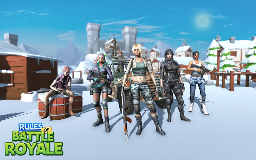 RULES OF BATTLE ROYALE 2.1.1 screenshots 1
