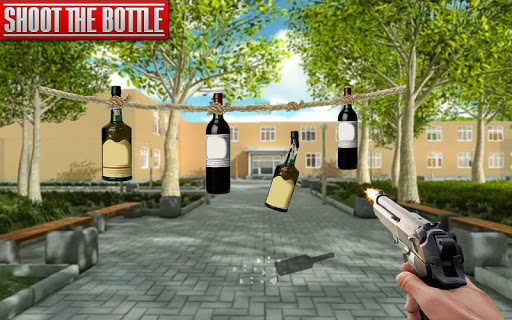 Real Bottle Shooting Free Games New Games 2019 3.0.003 screenshots 1