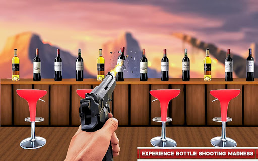 Real Bottle Shooting Free Games New Games 2019 3.0.003 screenshots 2