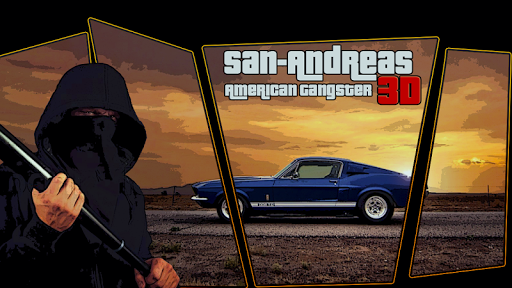 San Andreas American Gangster 3D 1.7 screenshots 1