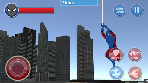 Super Hero Spider Boy 1.3 screenshots 2