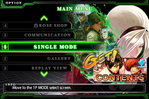 THE KING OF FIGHTERS-A 2012F 1.0.5 screenshots 1