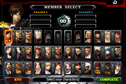 THE KING OF FIGHTERS-A 2012F 1.0.5 screenshots 2