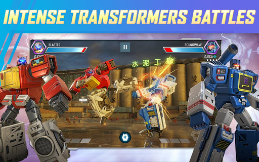 TRANSFORMERS Forged to Fight 8.0.2 screenshots 1