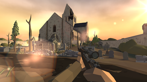 World War Polygon WW2 shooter 1.51 screenshots 1