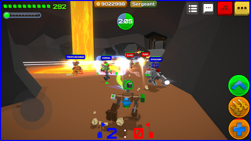 Armored Squad Mechs vs Robots 1.7.9 screenshots 1