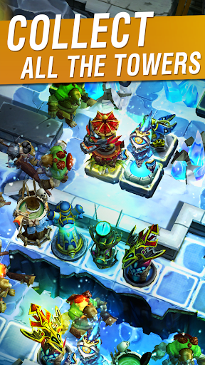 Defenders 2 Tower Defense Strategy Game 1.7.170840 screenshots 2