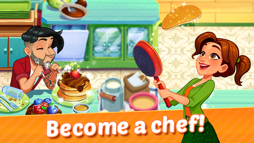 Delicious World A New Cooking Game 1.2.2 screenshots 1
