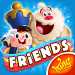 Download Candy Crush Friends Saga 1.18.10 APK MOD Unlimited Gems