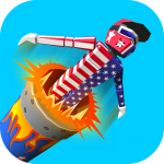 Download Cannon Man 1.2.2 MOD APK Unlimited Money