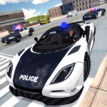 Download Cop Duty Police Car Simulator 1.31 MOD APK Unlimited Cash