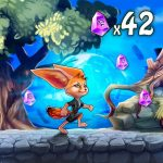 Download Full Fin & Ancient Mystery: platformer adventure 1.2.16 APK MOD Unlimited Money