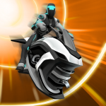 Download Full Gravity Rider: Extreme Balance Space Bike Racing 1.16.19 APK MOD Unlimited Money