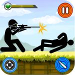 Download Full Stickman vs Stickmen Games : Shotgun Shooting 1.8 APK MOD Full Unlimited