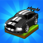 Download Merge Battle Car Tycoon 1.0.23 MOD APK Unlimited Cash
