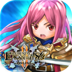 Download RPG Elemental Knights R (MMO) 4.3.5 MOD APK Unlimited Cash