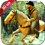 Download Temple Horse Run 3D 2.4 APK MOD Unlimited Gems