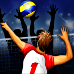 Download Volleyball Championship 1.20.02 MOD APK Unlimited Gems