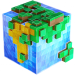 Download WorldCraft: 3D Build & Craft 3.4.8 MOD APK Full Unlimited