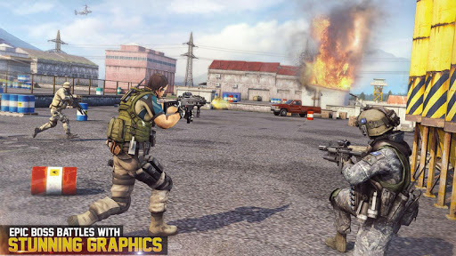 FPS Encounter Shooting 2019 New Shooting Games 1.48 screenshots 2