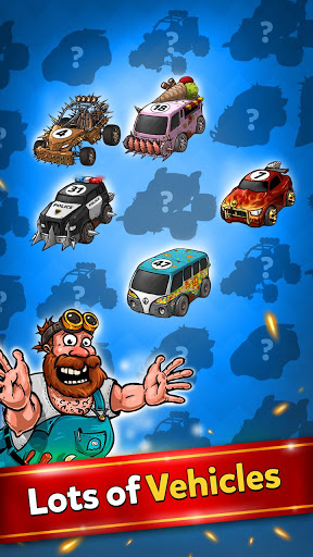 Merge Battle Car Tycoon 1.0.23 screenshots 2