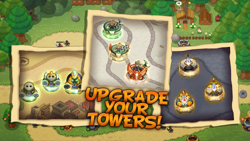 Realm Defense Epic Tower Defense Strategy Game 2.2.7 screenshots 2