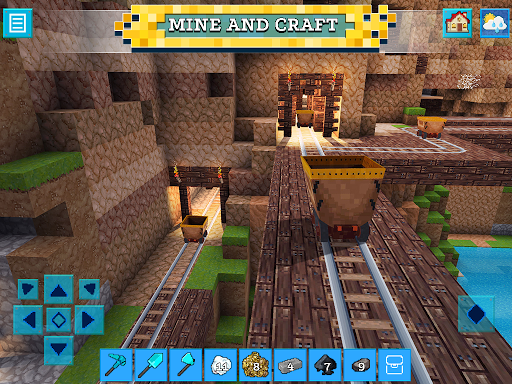 RealmCraft with Skins Export to Minecraft 4.1.7 screenshots 2