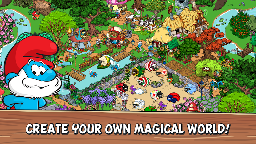 Smurfs Village 1.82.0 screenshots 1