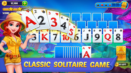 Solitaire TriPeaks Journey – Free Card Game 1.1617.1 screenshots 1