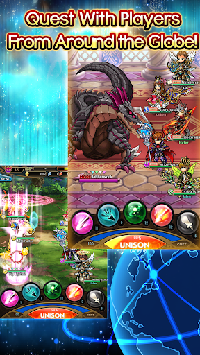 Unison League 2.2.9 screenshots 2