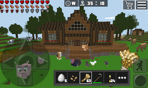WorldCraft 3D Build amp Craft 3.4.8 screenshots 2