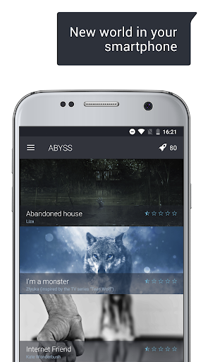 Abyss Thrilling Chat Stories 2.7.4 screenshots 2