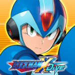 Download MEGA MAN X DiVE 0.1.1 MOD APK Unlimited Cash