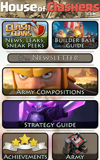 Guide for Clash of Clans CoC 2.0.60 screenshots 1