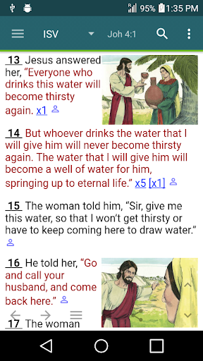 MySword Bible 10.3 screenshots 2