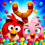 Download Full Angry Birds POP Bubble Shooter 3.69.1 APK MOD Unlimited Gems