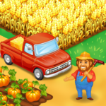 Download Full Farm Town: Happy farming Day & food farm game City 2.44 MOD APK Unlimited Money