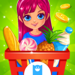 Download Full Supermarket Game 1.30 APK MOD Unlimited Gems
