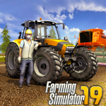 Download Farming Simulator 19: Real Tractor Farming Game 1.1 APK MOD Unlimited Money