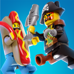 Download Full LEGO® Legacy: Heroes Unboxed 0.3.11 MOD APK Unlimited Gems